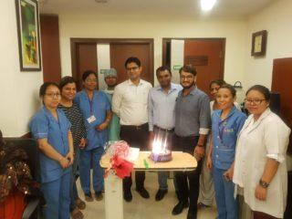 Thankyou Message to Dr Shivani Sachdev Gour