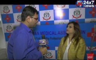 Jk24X7 news dr shivani gour