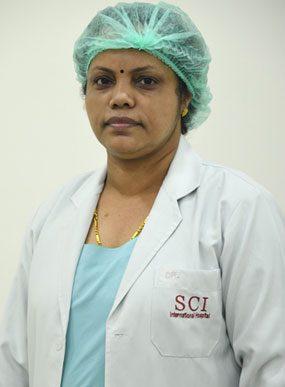 SCI IVF Hospital Medical Team - Dr. Sara
