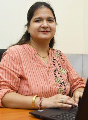SCI IVF Hospital Admin Team - Mrs. Jyoti