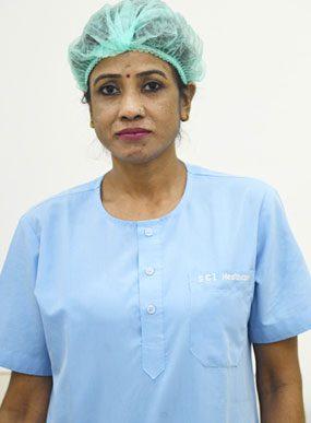 SCI IVF Hospital Medical Team - Mr Manju