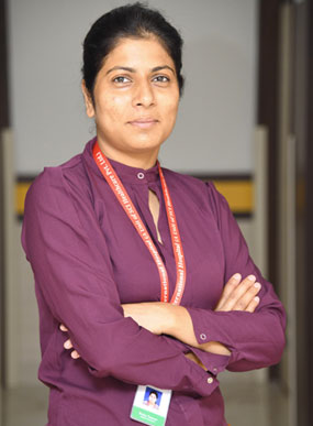 SCI IVF Hospital Staff Rishu